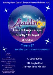 Aladdin Jr - Show