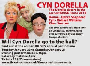 Cyn Dorella – The Panto