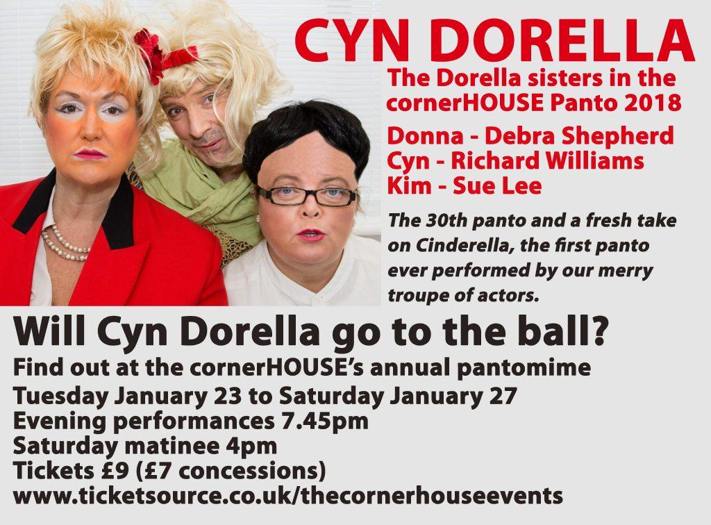 Cyn Dorella – The Panto