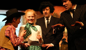 Pantomime Workshop
