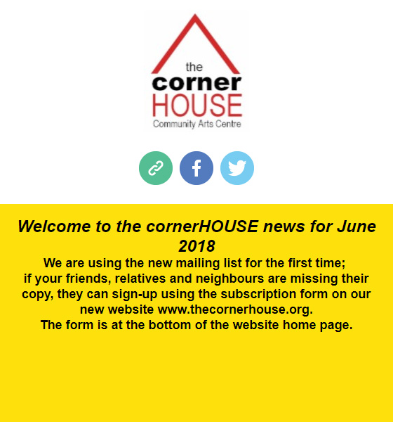 Newsletter June 2018
