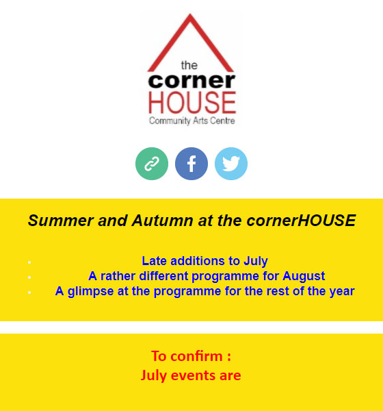 Summer and Autumn newsletter