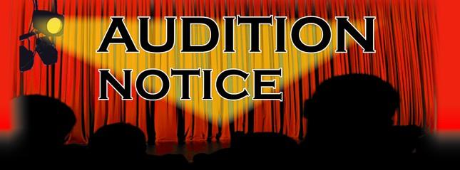 Auditions – A Midsummer Night's Dream