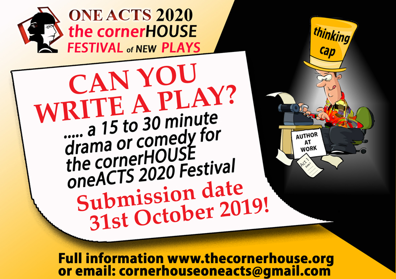 oneACTS 2020 - Playwrights