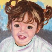 Portrait of Ava