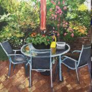 sold summer garden