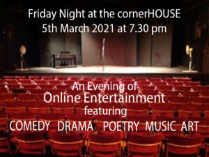 Every night can be Friday Night at the cornerHOUSE!