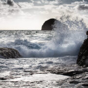Surf at Trebarwith – Jonathan Constant