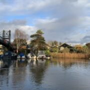 The Island, Thames Ditton – Hilary Walker